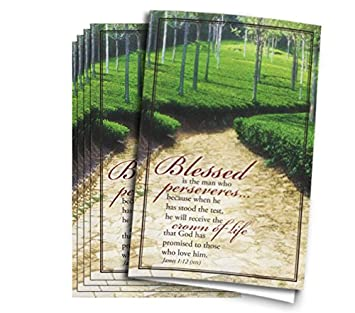 amazon com path funeral program paper pkg of 25 office products