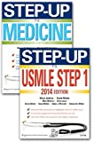 Step-Up to Step 1: 2014 Edition and Step-up to Medicine Package, Lippincott Williams & Wilkins Staff, 1469888874