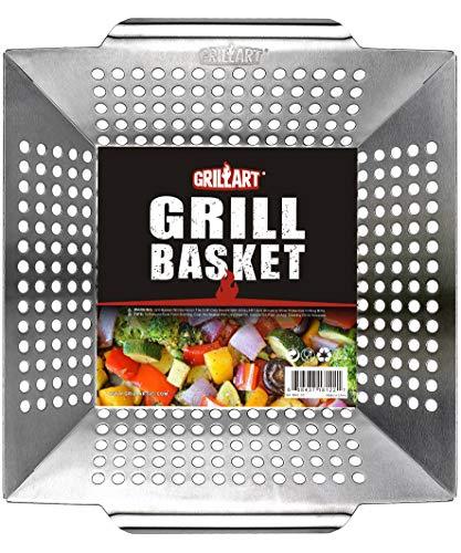 GRILLART Grill Basket Vegetables Meat product image