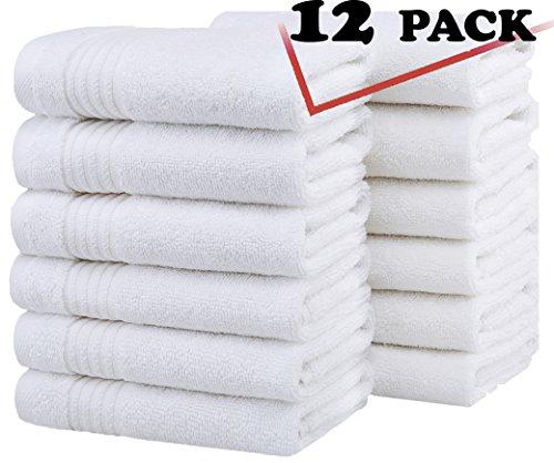 Antibacterial, Highly Absorbent & Maximum Softness 100% Turkish Combed Cotton 12