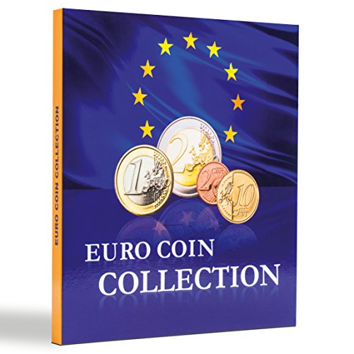 Coin Sets Euro (Münzalbum PRESSO Euro Coin Collection, für 26 Euro-Kursmünzensätze)