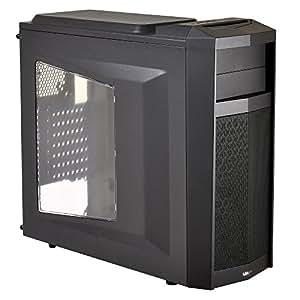 Lian Li PC-K5 EbonSteel Case Black Window Side Panel, PC-K5WX
