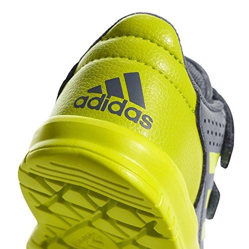 adidas Altasport CF I, Zapatillas de Deporte Unisex Niños Multicolor (Acenat / Seamso / Gris 000)