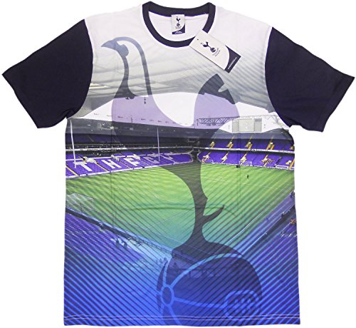 Tottenham Hotspur F.C. Herren Schlafanzug Blau navy