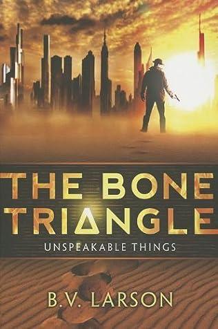 book cover of The Bone Triangle