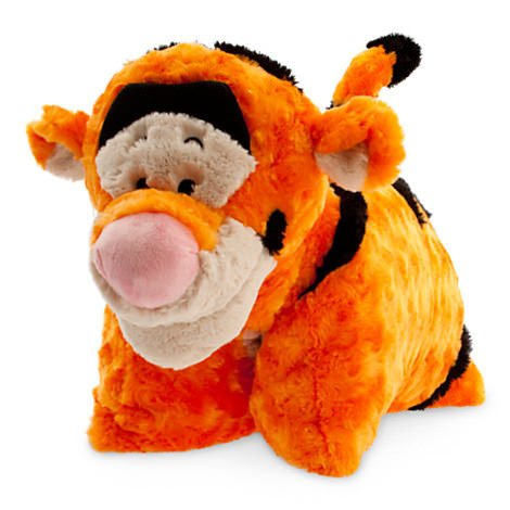 Disney Parks Exclusive Tigger Pillow Pal Pet Plush - Tigger Walt Disney