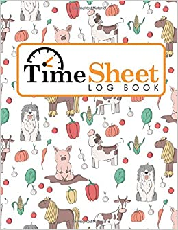 time sheet log book employee time in and out sheet template