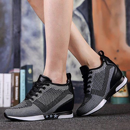 Womens Wedges Shoes Gym Fitness