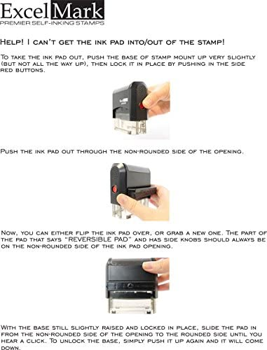 Details about  /Coding Stamp Create Yourself Messages Waterproof Ink All Surfaces Stamp Kit