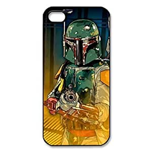 Boba Fett Armor Star Wars Image Protective iphone 5c / iphone 5c Case Cover Hard Plastic Case For iphone 5c by waniwa