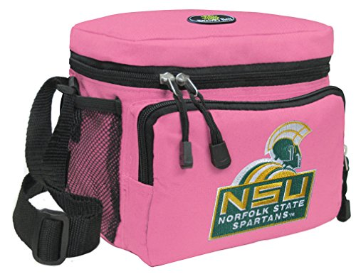 Broad Bay Norfolk State University Lunch Bag Womens & Girls NSU Spartan Lunchboxes
