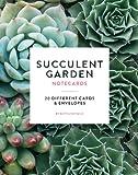 Succulent Garden Notecards, Edyto Szyszlo, 1452128987