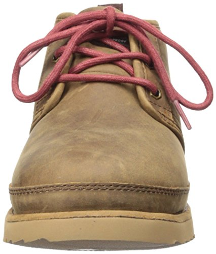 Neumel Men's Boots Beige Brown In Ugg Color Chukka Men's 5qWx6g1