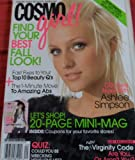 Cosmo Girl Magazine September 2006 Ashlee Simpson