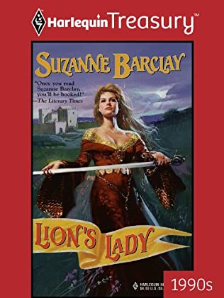 book cover of Lion\'s Lady