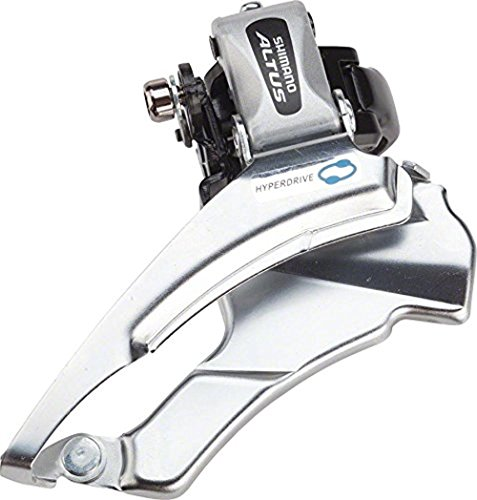 Shimano Altus 7/8 Speed Mountain Bicycle Front Derailleur - FD-M313 (Down Swing - CS-ANGLE:66-69)