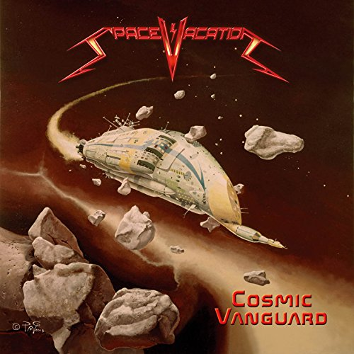 Space Vacation: Cosmic Vanguard (Audio CD)