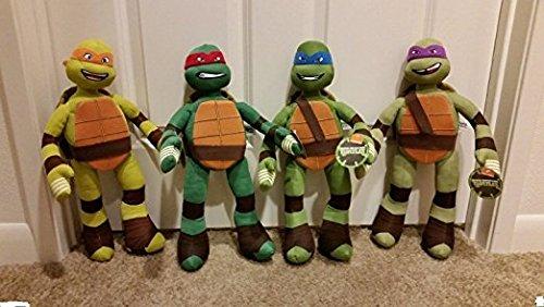 Four Ninja Turtles (Teenage Mutant Ninja Turtle 17