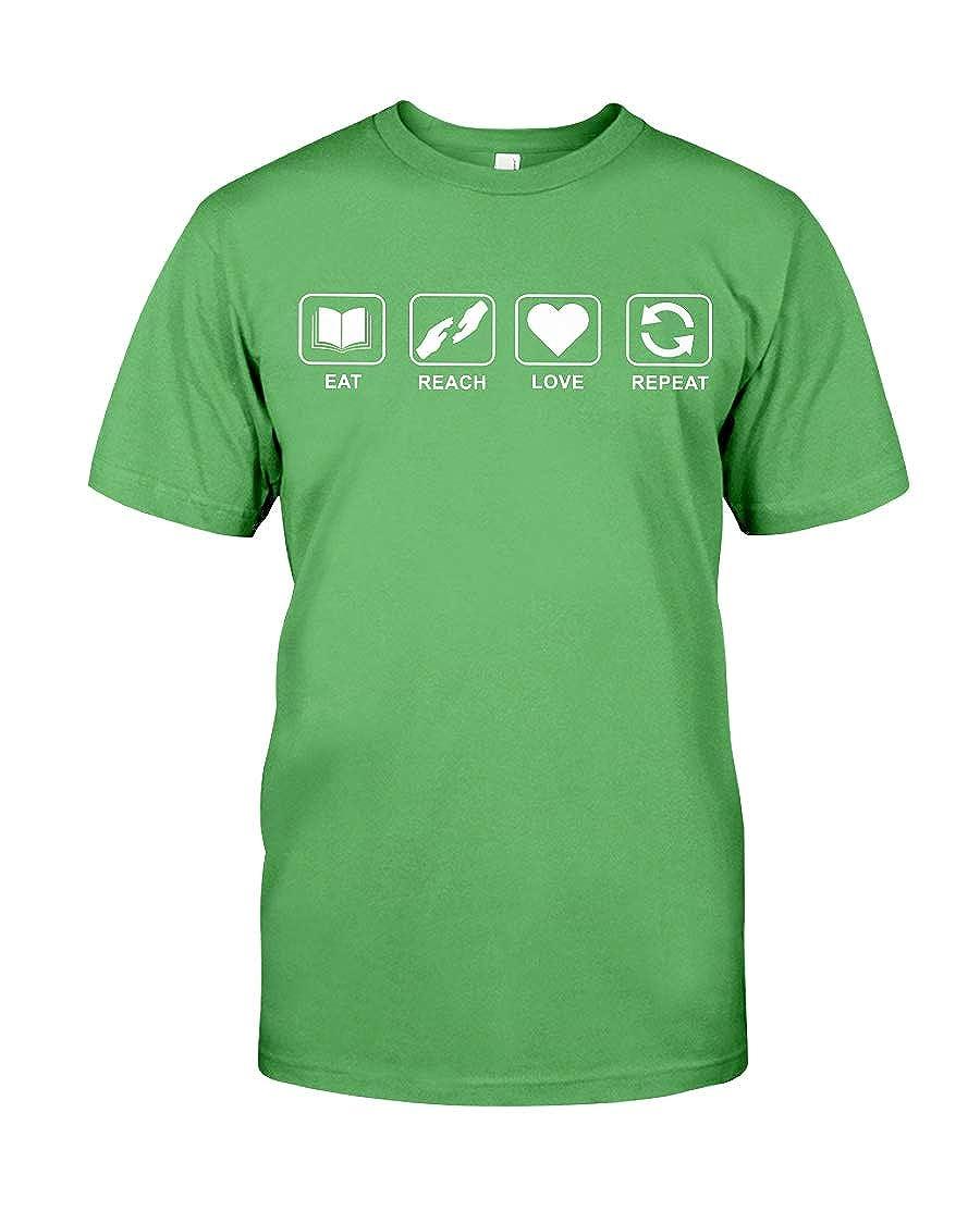 Donna Moritzs puniitk Premium Fit Mens Tee Grass Green XS