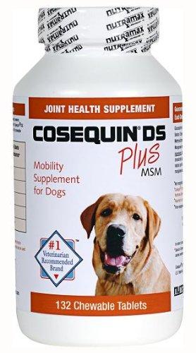 Cosequin DS Chewables Plus MSM 132 ct x 12 pk
