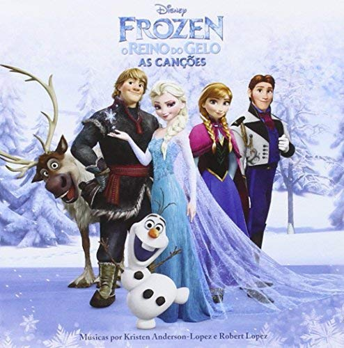 Frozen (O Reino Do Gelo-As Cancoes) (Original Soundtrack)