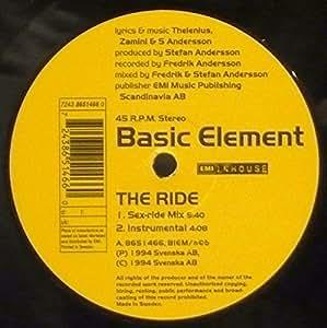 Basic Element / The Ride