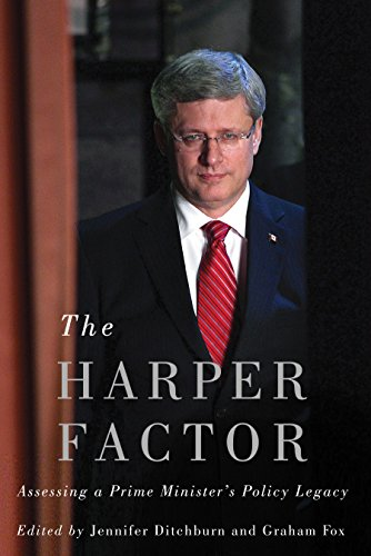 EBOOK The Harper Factor: Assessing a Prime Minister's Policy Legacy<br />WORD