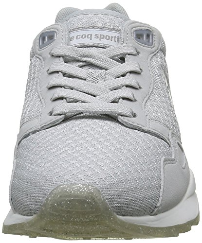 Sportif Gris galet Lcs Coq R900 Sparkly Baskets Le Femme Basses Fn1RHwqwf5