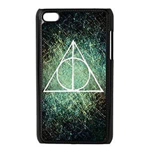 Protective Durable Plastic Hard Cover Fits ipod touch 4 4th 4g - Harry Potter