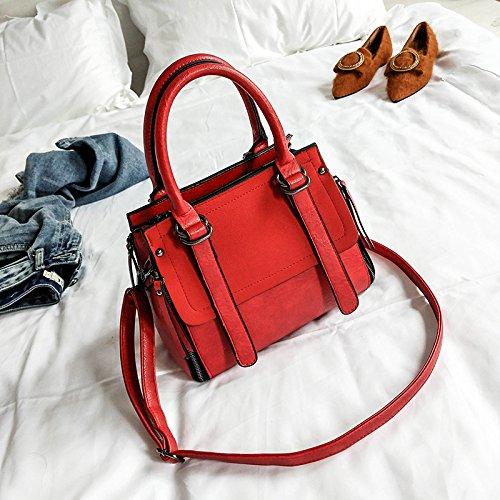 à coréen personnalité Femme Bag sac d minimaliste main Messenger de la Sac à Lady Sac All Sac Match bandoulière 66Fr8Tw5q