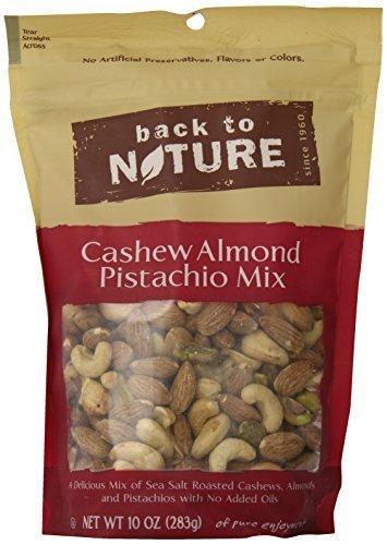 back to nature cashews sea salt - 7