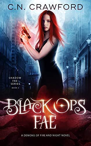 Black Ops Fae (Shadow Fae Book - Black Ops Amazon