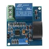Flameer Switch Output Sensor Board AC 0-5A Current Meter Short Protection Sensor Module DC12V