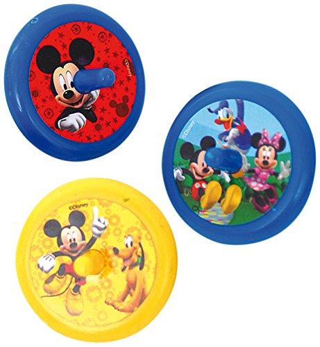 Mickey Mouse - Blí ster con 3 peonzas (Verbetena 014000546)