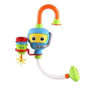 Inchant Juguete de agua para bebé de colores Bath Time Bath Toy ...