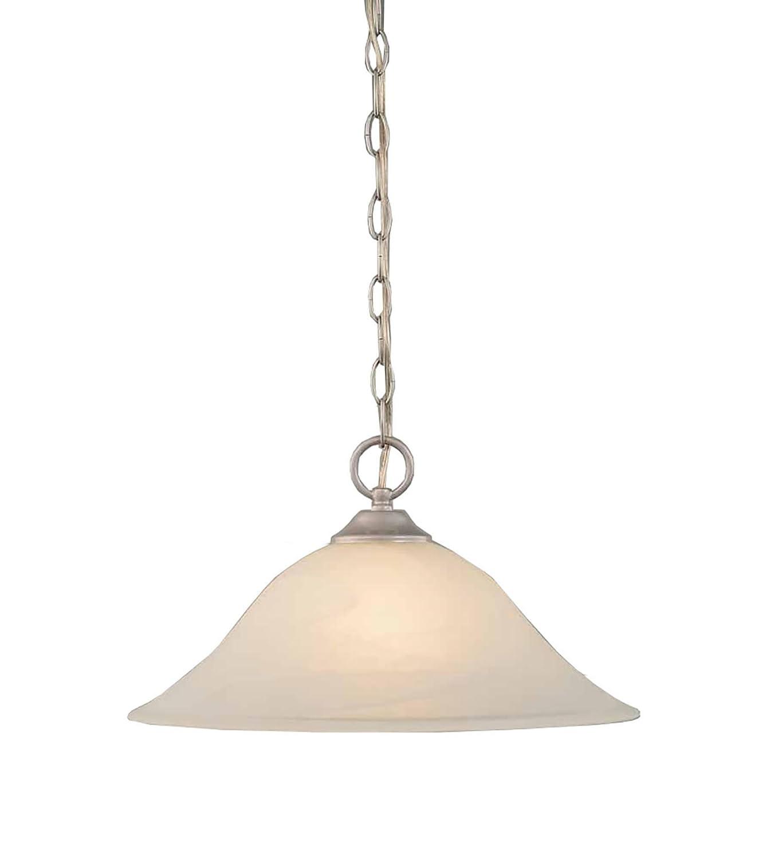 Nickel Finish Volume Lighting V1870-62 Pendant