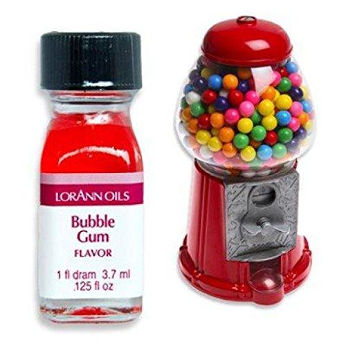 Gum Bubble Flavoring (Bubble Gum Flavoring, 1 dram)