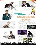 Exclusive Justin Bieber Colouring Book: Company, As Long As You Love Me, Love Me, One Time, Ill Show you, One Less Lonely Girl, Eenie Meenie, All That ... The Mistletoe, Never Say Never, My Worlds ?