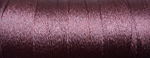 T-70/#69 A&E Bonded Nylon HEAVY sewing thread. Available in 40 different colors & 5 cone sizes. (100 yds, Burgundy)