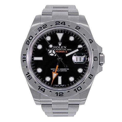 Rolex Explorer (Rolex Explorer II Automatic-self-Wind Male Watch 216570 (Certified Pre-Owned))