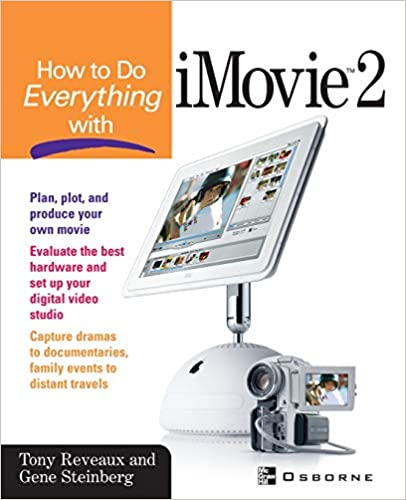 Amazon com: How to do Everything with iMovie (9780072222678