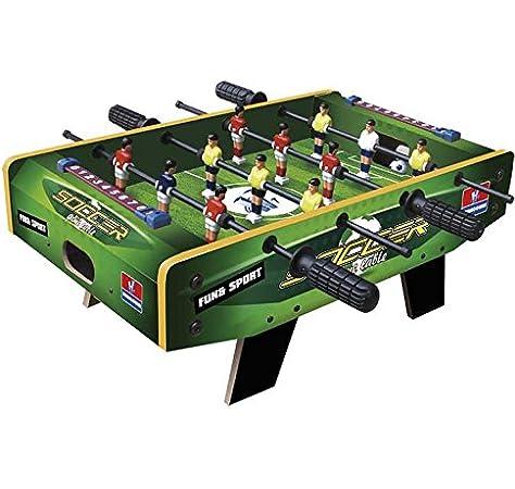 Tachan Futbolín sobremesa con Patas, 51 x 31 x 18.5 cm (CPA Toy Group 80992T): Amazon.es: Juguetes y juegos