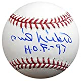 "Phil Niekro Autographed Official MLB Baseball Atlanta Braves""HOF 97"" #T99705 - PSA/DNA Certified - Autographed Baseballs"