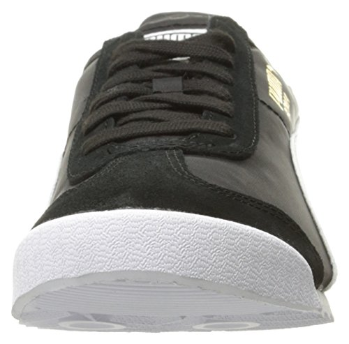 Sneaker moda Roma OG in nylon, Puma Black, 7 M US
