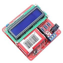 Nrthtri smt for LCR ESR Transistor PWM Signal Generator Original DIY Multifunction Transistor Tester Kit and