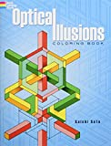 Optical Illusions Coloring Book (Dover Design Coloring Books)