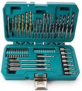 Makita MAKP90227 - Juego de puntas de destornilladores (pack de 50 ...