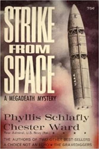 Strike From Space A Megadeath Mystery Paperback 1965