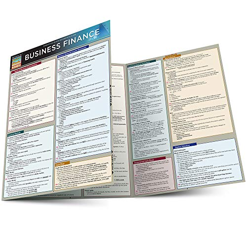 Business Finance (Quick Study Business)