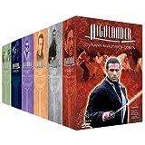 Highlander Complete Series 1 2 3 4 5 6 Box Set [European Import / Region 2]